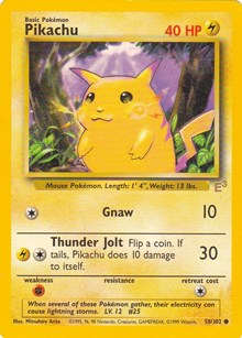 Pikachu (E3 Stamped Promo), Pokemon, Miscellaneous Cards & Products