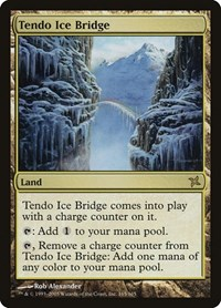 Tendo Ice Bridge, Magic, Betrayers of Kamigawa