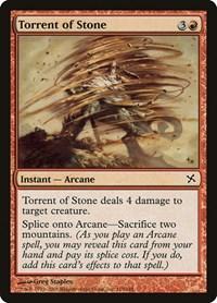 Torrent of Stone, Magic: The Gathering, Betrayers of Kamigawa