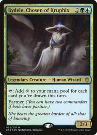 Kydele, Chosen of Kruphix, Magic: The Gathering, Commander 2016