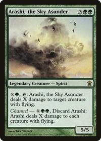 Arashi, the Sky Asunder, Magic: The Gathering, Saviors of Kamigawa