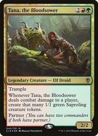 Tana, the Bloodsower, Magic, Commander 2016