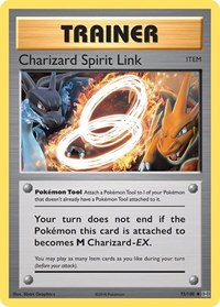 Charizard Spirit Link, Pokemon, XY - Evolutions
