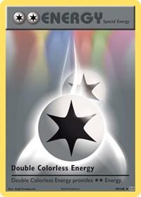 Double Colorless Energy, Pokemon, XY - Evolutions