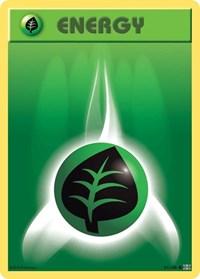 Grass Energy, Pokemon, XY - Evolutions