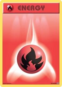 Fire Energy, Pokemon, XY - Evolutions