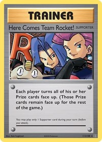 Here Comes Team Rocket!, Pokemon, XY - Evolutions