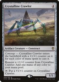 Crystalline Crawler, Magic: The Gathering, Commander 2016