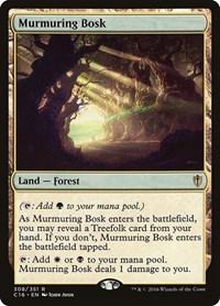 Murmuring Bosk, Magic, Commander 2016