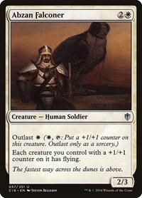 Abzan Falconer, Magic: The Gathering, Commander 2016
