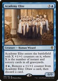 Academy Elite, Magic: The Gathering, Commander 2016