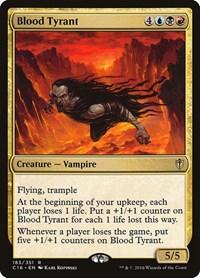 Blood Tyrant, Magic, Commander 2016