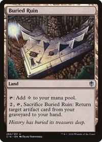 Buried Ruin, Magic: The Gathering, Commander 2016