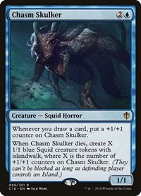 Chasm Skulker, Magic, Commander 2016