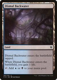 Dismal Backwater, Magic: The Gathering, Commander 2016