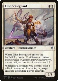 Elite Scaleguard, Magic: The Gathering, Commander 2016