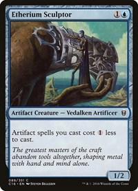 Etherium Sculptor, Magic: The Gathering, Commander 2016