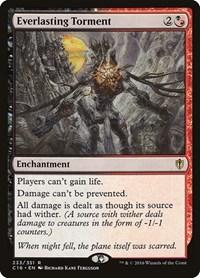 Everlasting Torment, Magic: The Gathering, Commander 2016