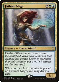 Fathom Mage, Magic, Commander 2016