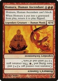 Homura, Human Ascendant, Magic: The Gathering, Saviors of Kamigawa