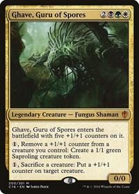 Ghave, Guru of Spores, Magic: The Gathering, Commander 2016