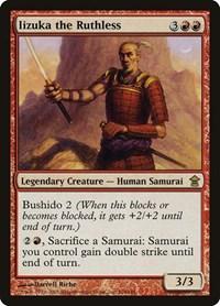 Iizuka the Ruthless, Magic: The Gathering, Saviors of Kamigawa