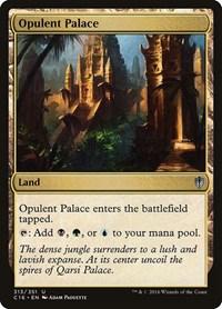Opulent Palace, Magic: The Gathering, Commander 2016