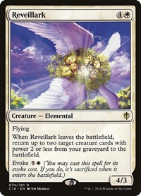 Reveillark, Magic: The Gathering, Commander 2016