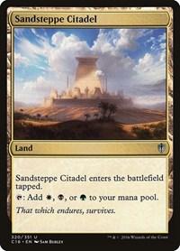 Sandsteppe Citadel, Magic: The Gathering, Commander 2016