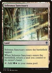 Selesnya Sanctuary, Magic: The Gathering, Commander 2016