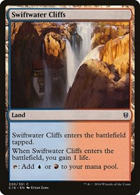 Swiftwater Cliffs, Magic: The Gathering, Commander 2016