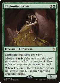 Thelonite Hermit, Magic: The Gathering, Commander 2016