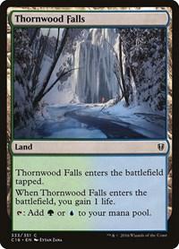 Thornwood Falls, Magic: The Gathering, Commander 2016