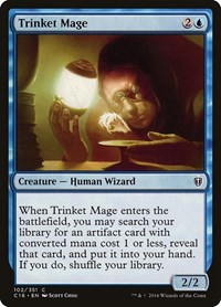 Trinket Mage, Magic: The Gathering, Commander 2016