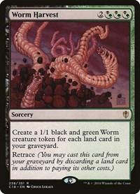 Worm Harvest, Magic: The Gathering, Commander 2016