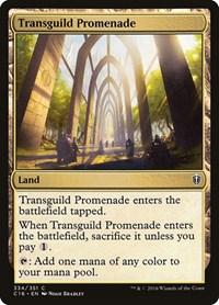 Transguild Promenade, Magic: The Gathering, Commander 2016