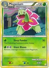 Meganium - 26/123 (Cosmos Holo), Pokemon, Deck Exclusives