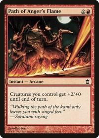 Path of Anger's Flame, Magic: The Gathering, Saviors of Kamigawa