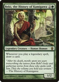 Reki, the History of Kamigawa (Foil)