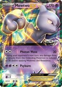 Mewtwo EX - XY183, Pokemon, XY Promos