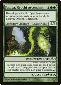Sasaya, Orochi Ascendant (Foil)