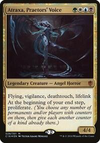 Atraxa, Praetors' Voice (Commander 2016) (Foil)