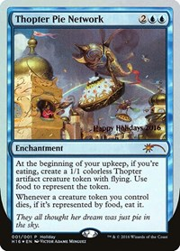 Thopter Pie Network (Foil)