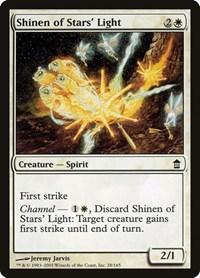Shinen of Stars' Light, Magic, Saviors of Kamigawa