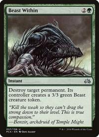 Beast Within, Magic: The Gathering, Planechase Anthology