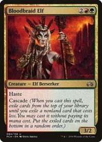 Bloodbraid Elf, Magic: The Gathering, Planechase Anthology