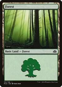 Forest (151), Magic: The Gathering, Planechase Anthology