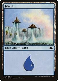 Island (139), Magic: The Gathering, Planechase Anthology