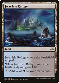 Jwar Isle Refuge, Magic: The Gathering, Planechase Anthology
