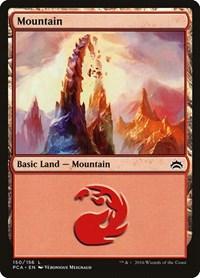 Mountain (150), Magic: The Gathering, Planechase Anthology